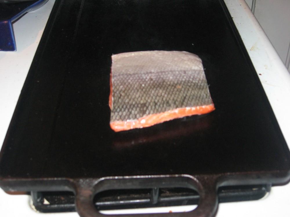 how to start liking salmon