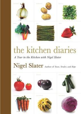 cover of the kitchen diaries