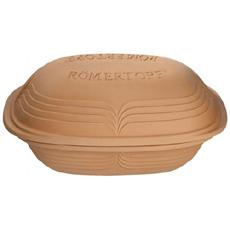 Romertopf clay baker (oval)