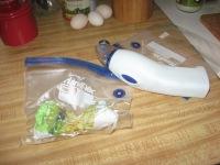 vacuum sealed corn