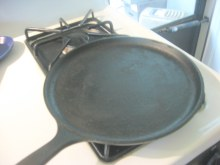 single-burner griddle